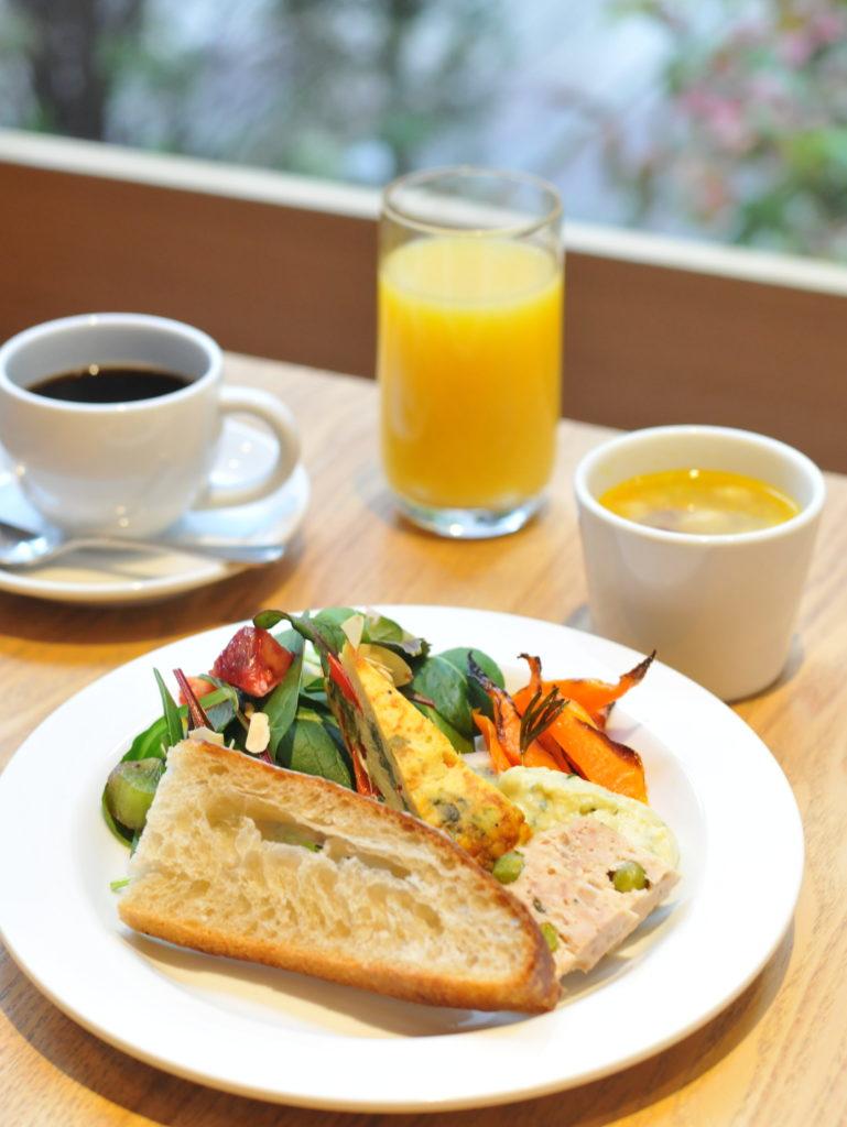 Kanazawa Breakfast, Kaname Inn