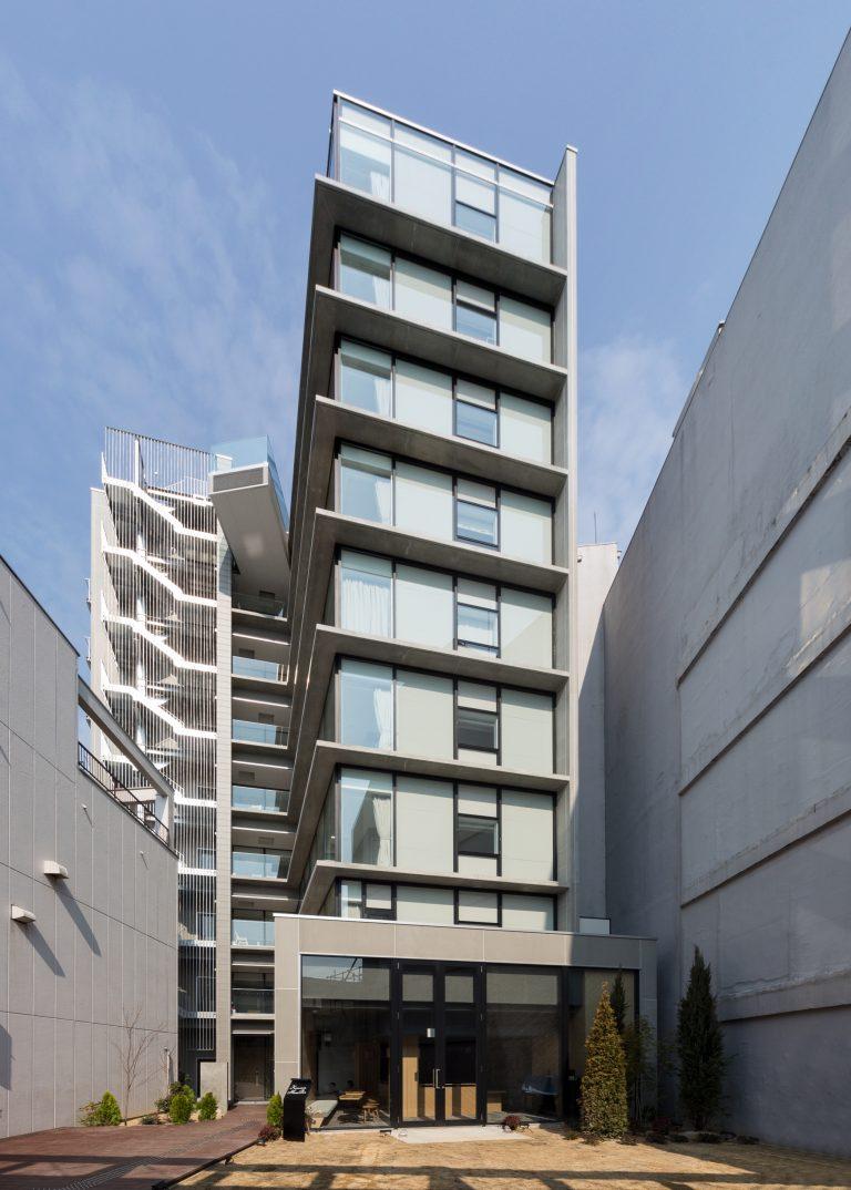 Kaname Inn Tatemachi front view