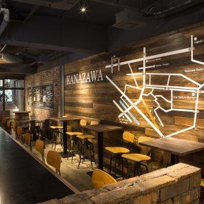 kaname bar cafe map kanazawa