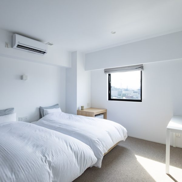 '04 Standard Room at Kaname Inn Tatemachi in Kanazawa, Japan