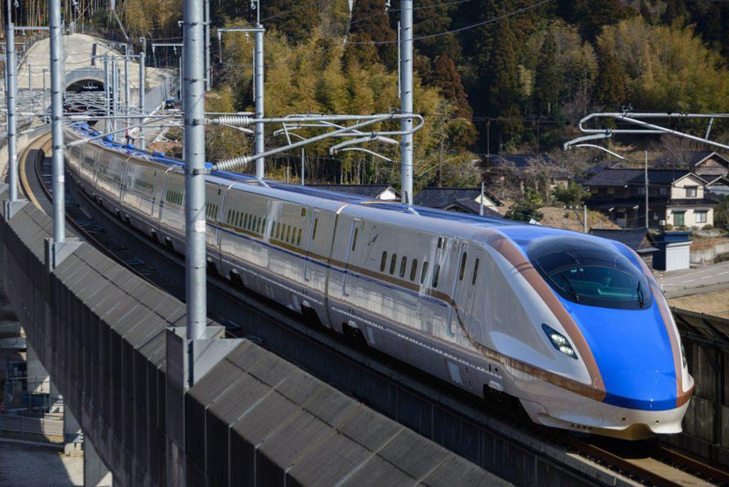 bullet train kanazawa