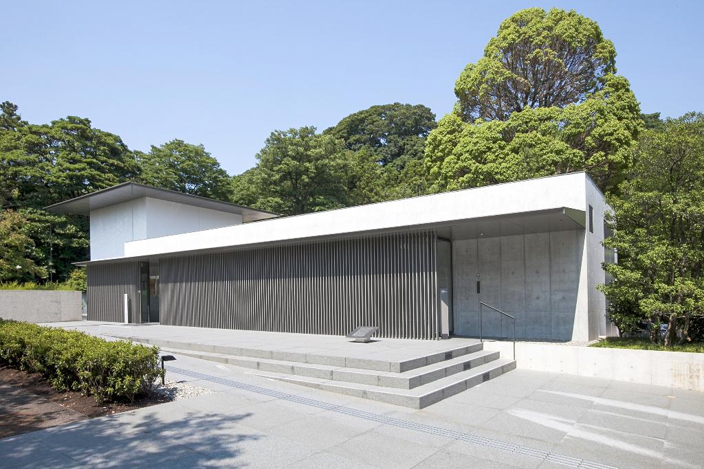 DT Suzuki Museum, image courtesy of the City of Kanazawa, Creative Commons license