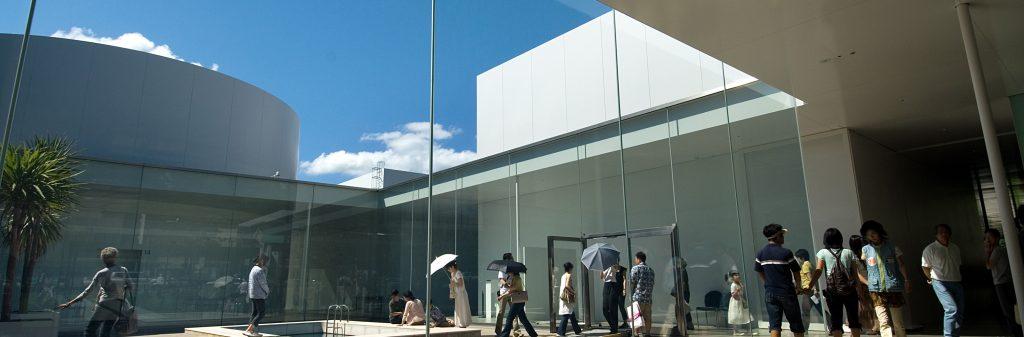 21st Century Museum of Contemporary Art Main Hall, Kanazawa