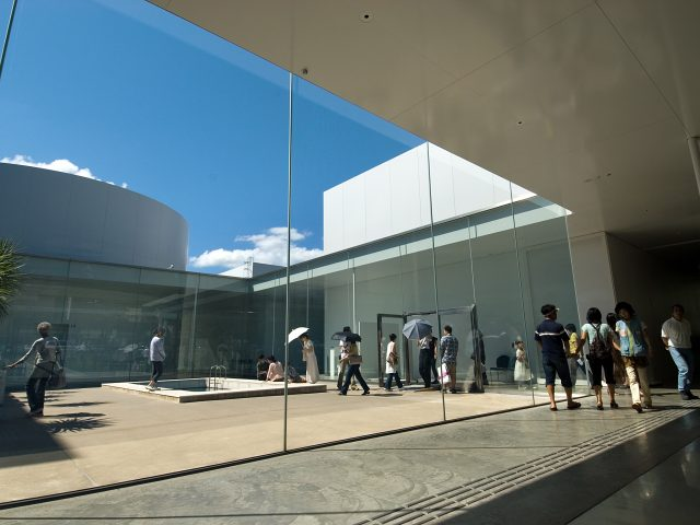 21st Century Museum of Contemporary Art Main Hall, Kanazawa
