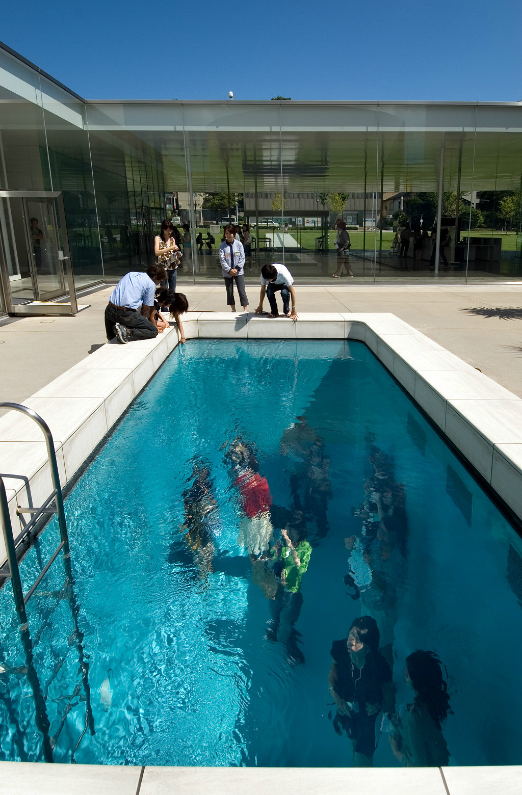 21st Century Museum Swimming Pool