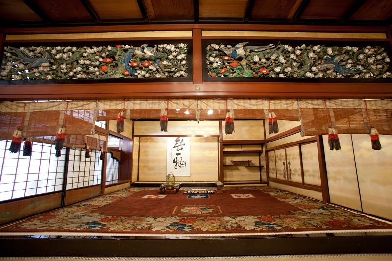Seisonkaku Royal Villa Reception Hall, Kanazawa