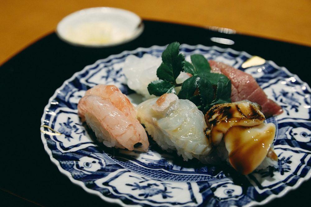 Komatsu Yasuke, Rolls and Sushi in Kanazawa