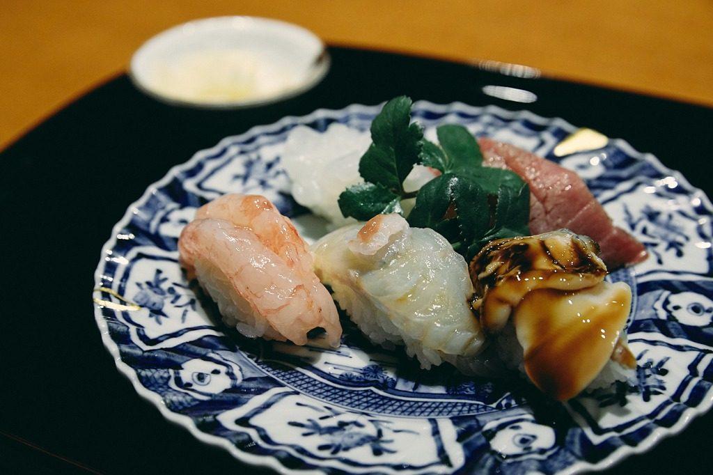 Komatsu Yasuke's sushi in Kanazawa fuses local ingredients for the perfect taste
