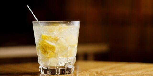The Original Lemon Sour at Kanazawa Music Bar
