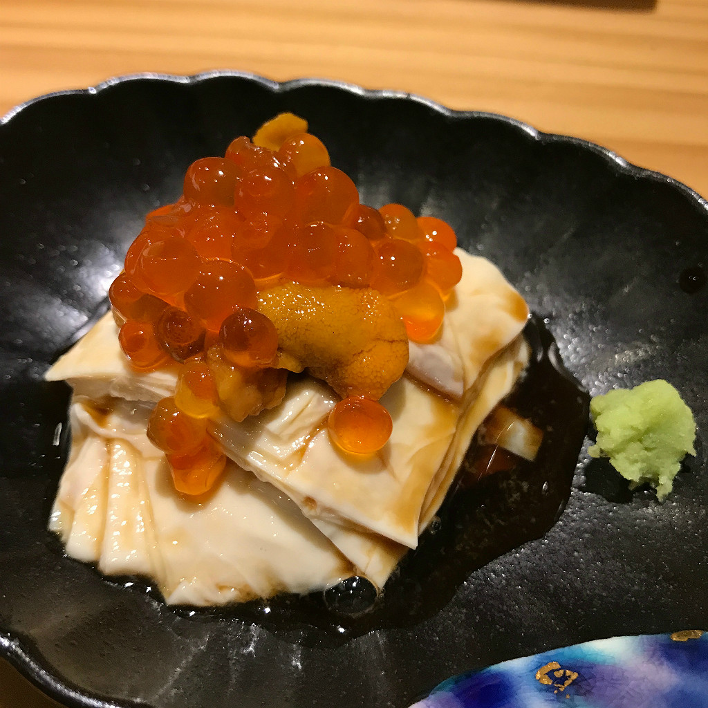 Kuratake Sushi, affordable fine dining in Kanazawa Japan