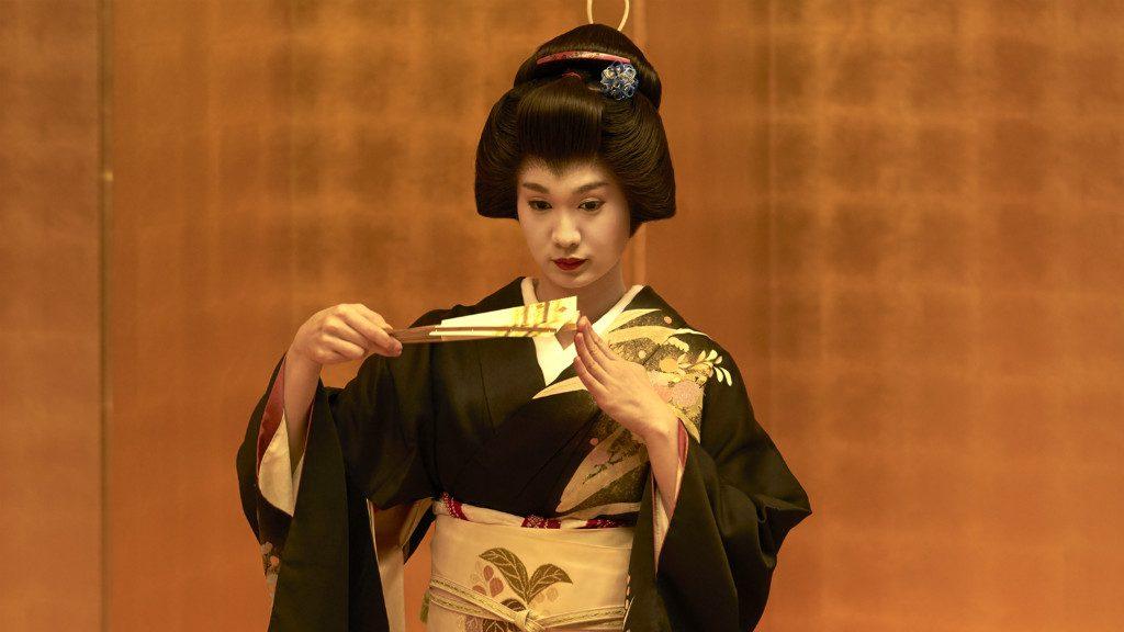 Geisha Evenings at Kaikaro in Higashi Chaya Kanazawa Japan