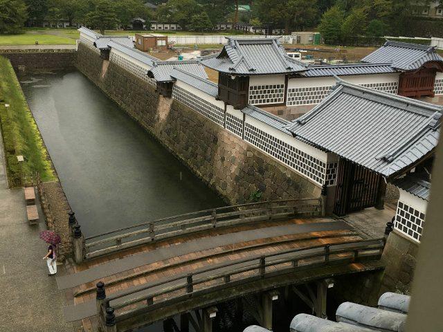 Within Kanazawa Castle, Aaron Mannino