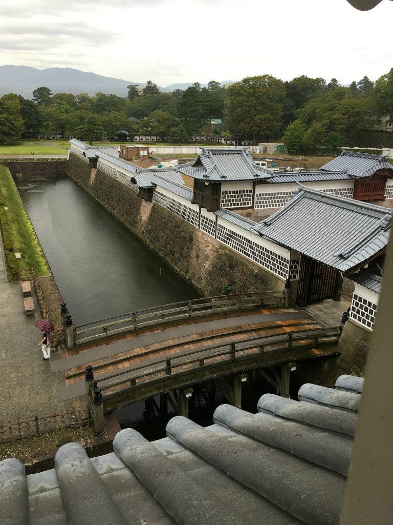 Within Kanazawa Castle, Aaron Maninno
