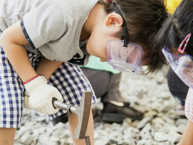little excavator landscape photo by Fukui Tourism Association
