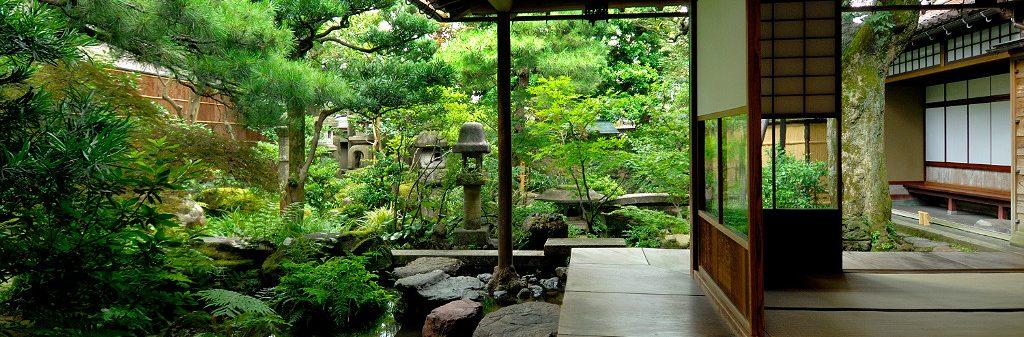 Nomura Samurai Family Residence Museum in Nagamachi, the Samurai District in Kanazawa