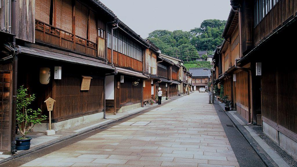 Higashi Chaya Main Street