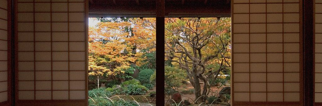 Terashima Garden in Autumn