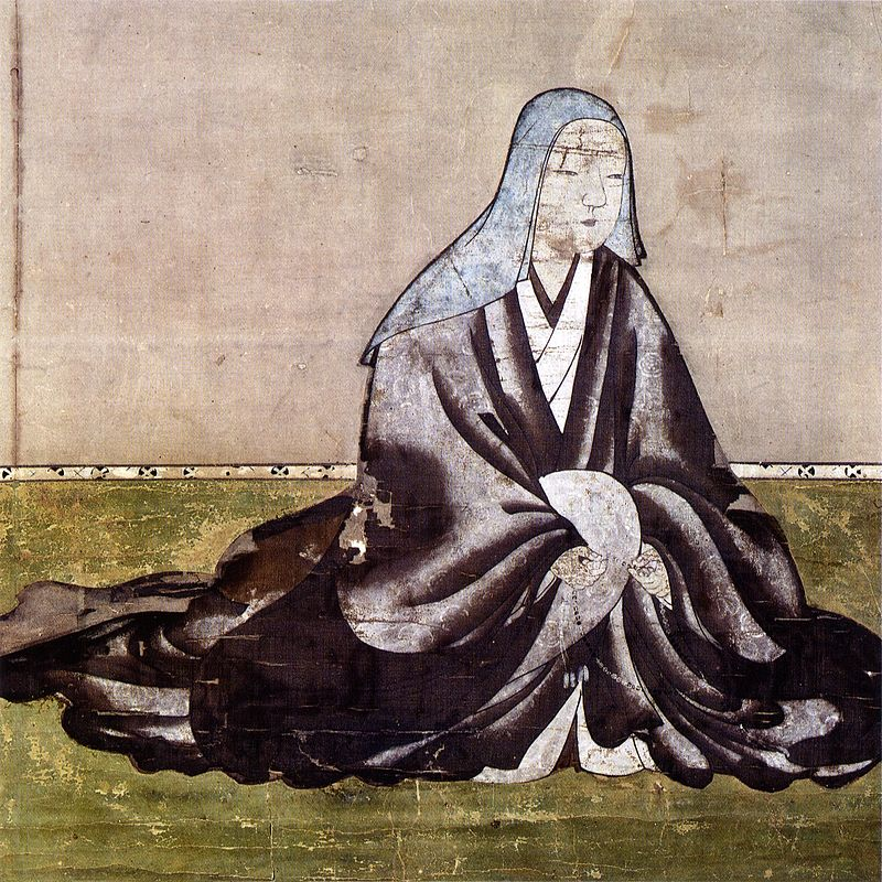Oeyo, the mother of Tamahime Tokugawa