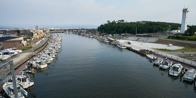 Port of Ono, courtesy of the Kanazawa Tourism Association