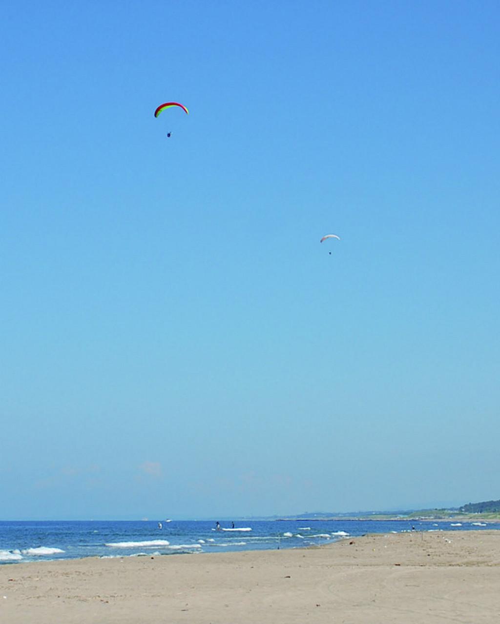 Uchinada beach, image by Uchinada Tourism Association