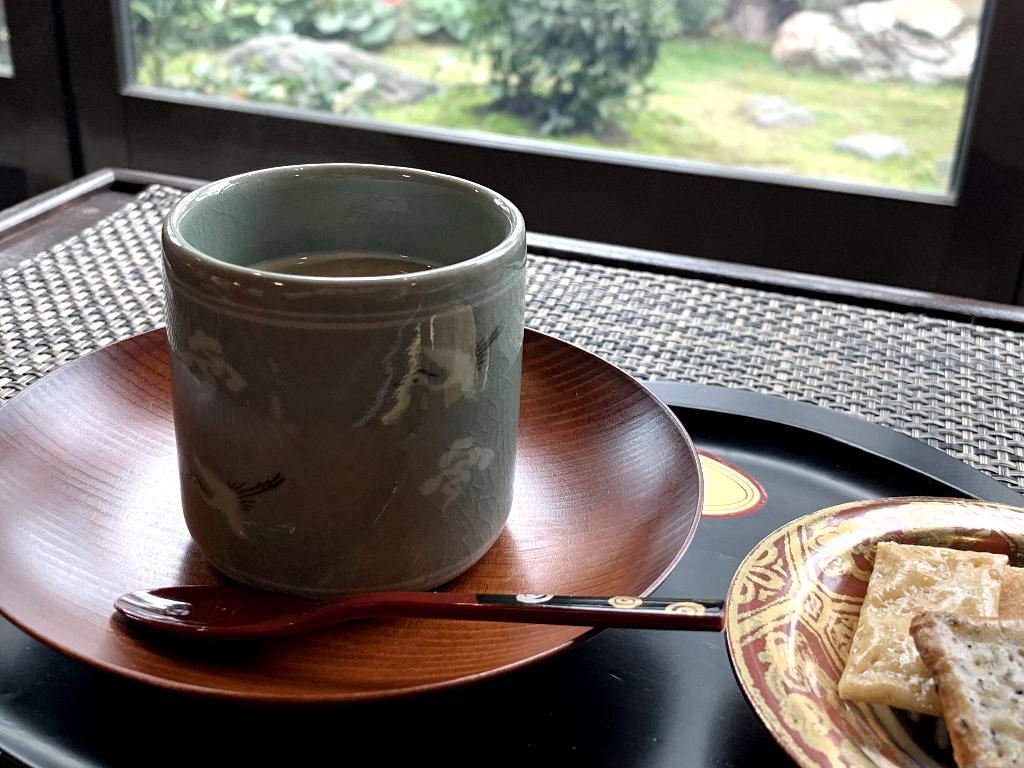 Teahouse Nikorei in Nagamachi, Kanazawa, the Samurai District