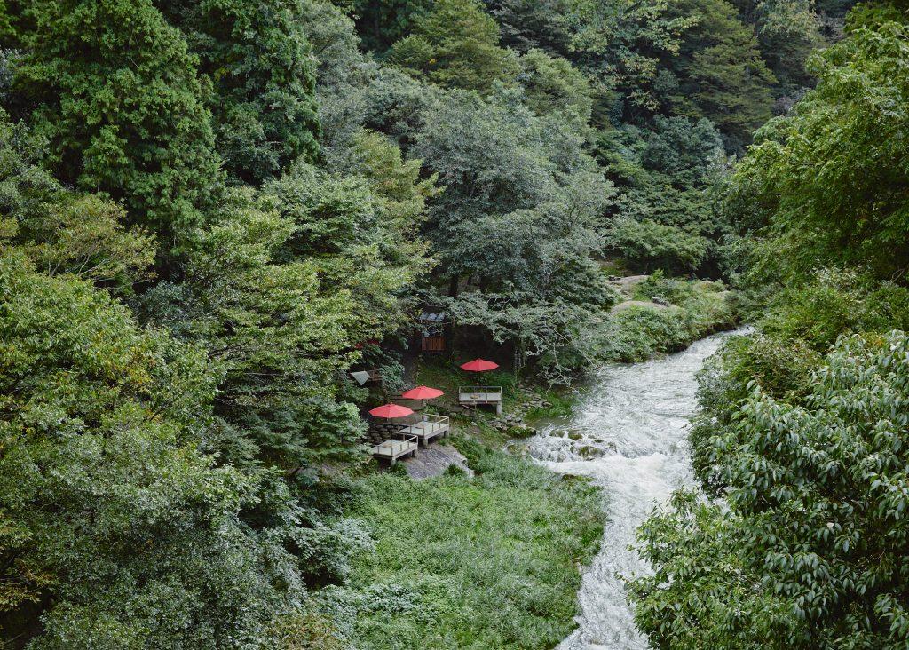 Kaga Onsen's Hot Spring Resort, Yamanaka Onsen | Kaname Japan