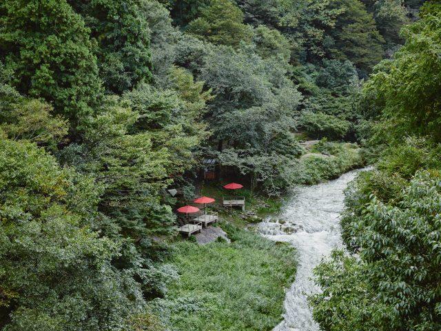 Kawadoko, Kaga Onsen