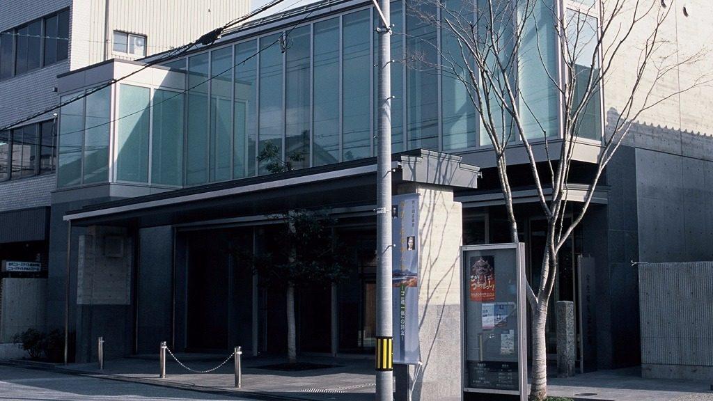 Muro Saisei Kinenkan Museum in Kanazawa, Japan
