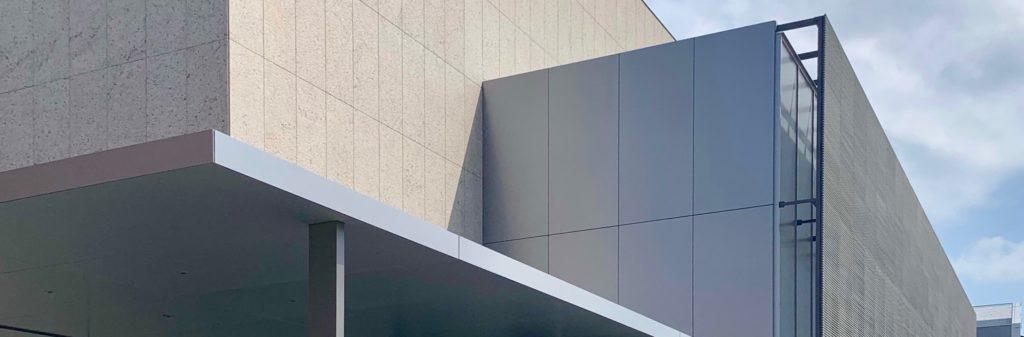 Museum of Architecture Kanazawa front