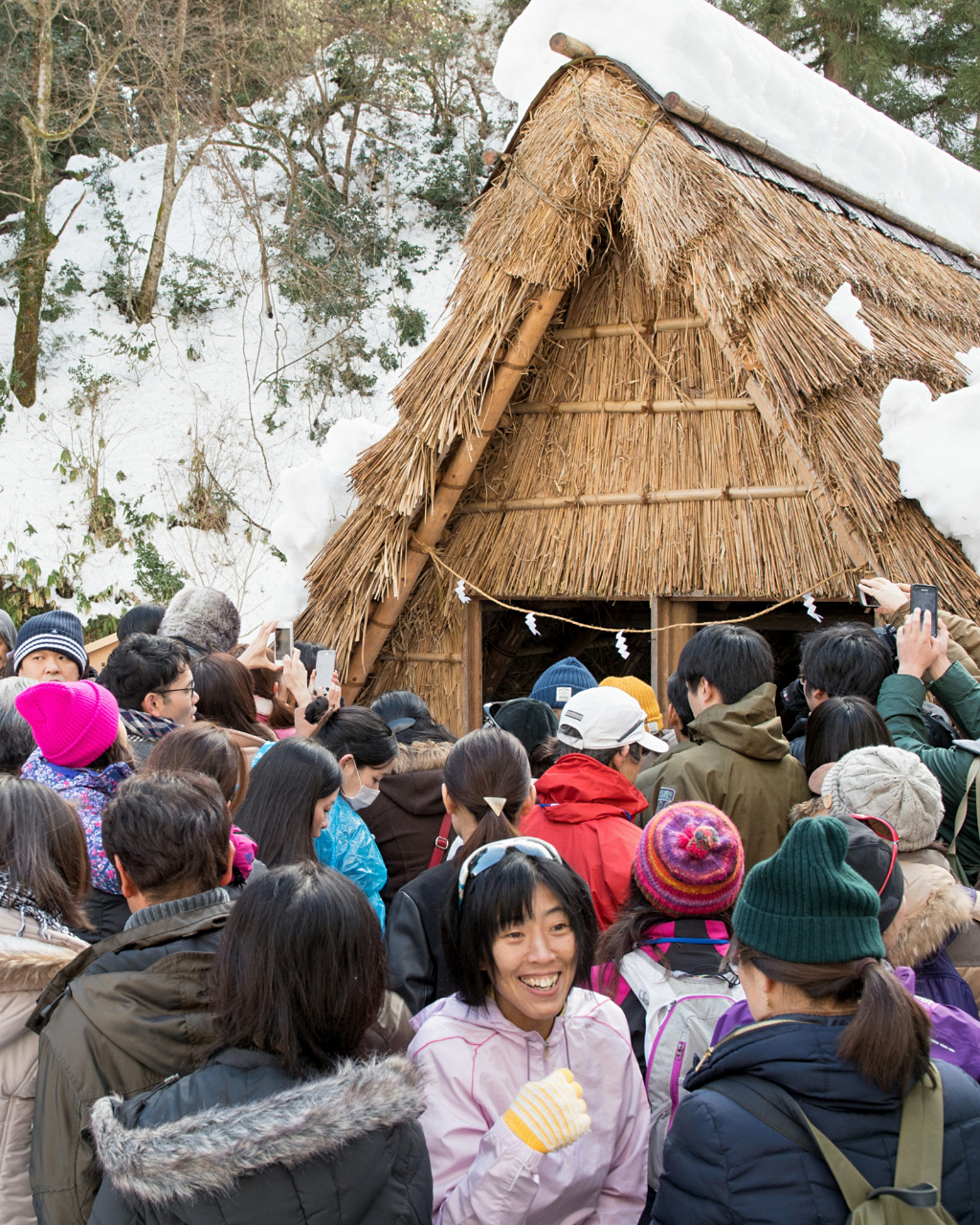 Himuro Kyota Festival in Winter