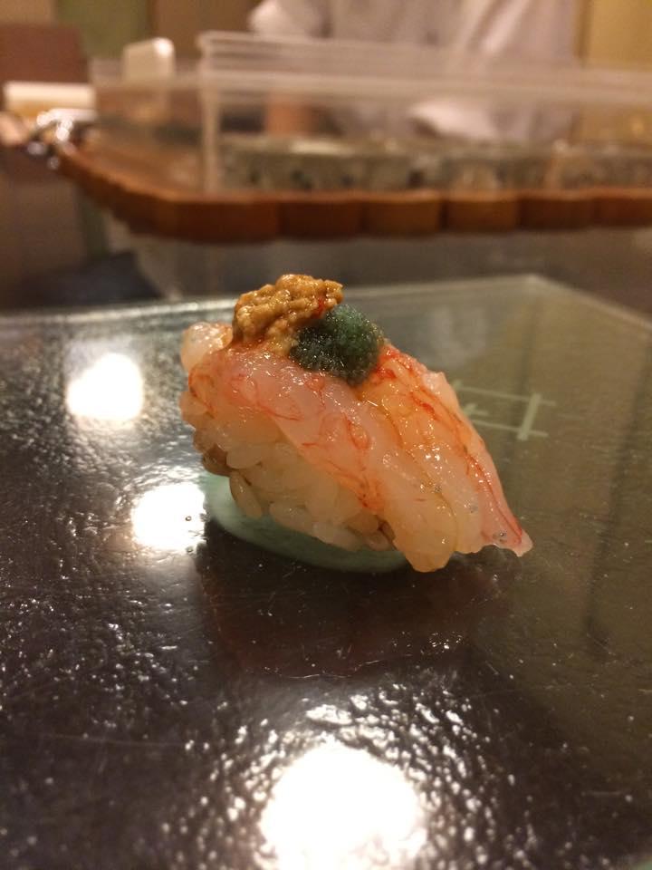Hachiya, Kanazawa sushi