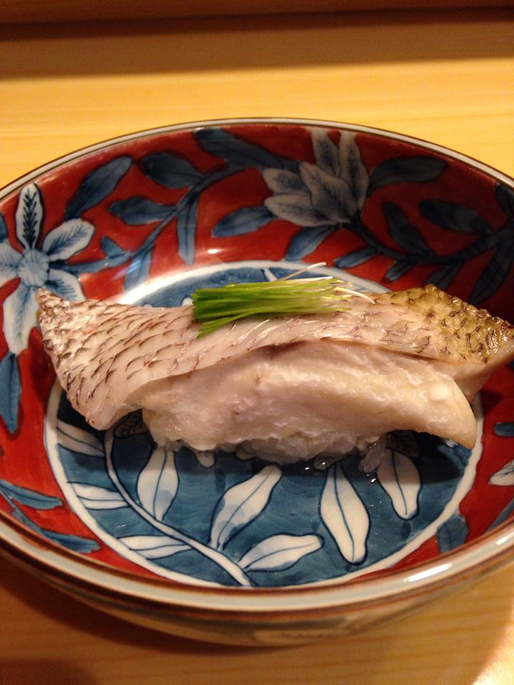 Tahei sushi, Kanazawa