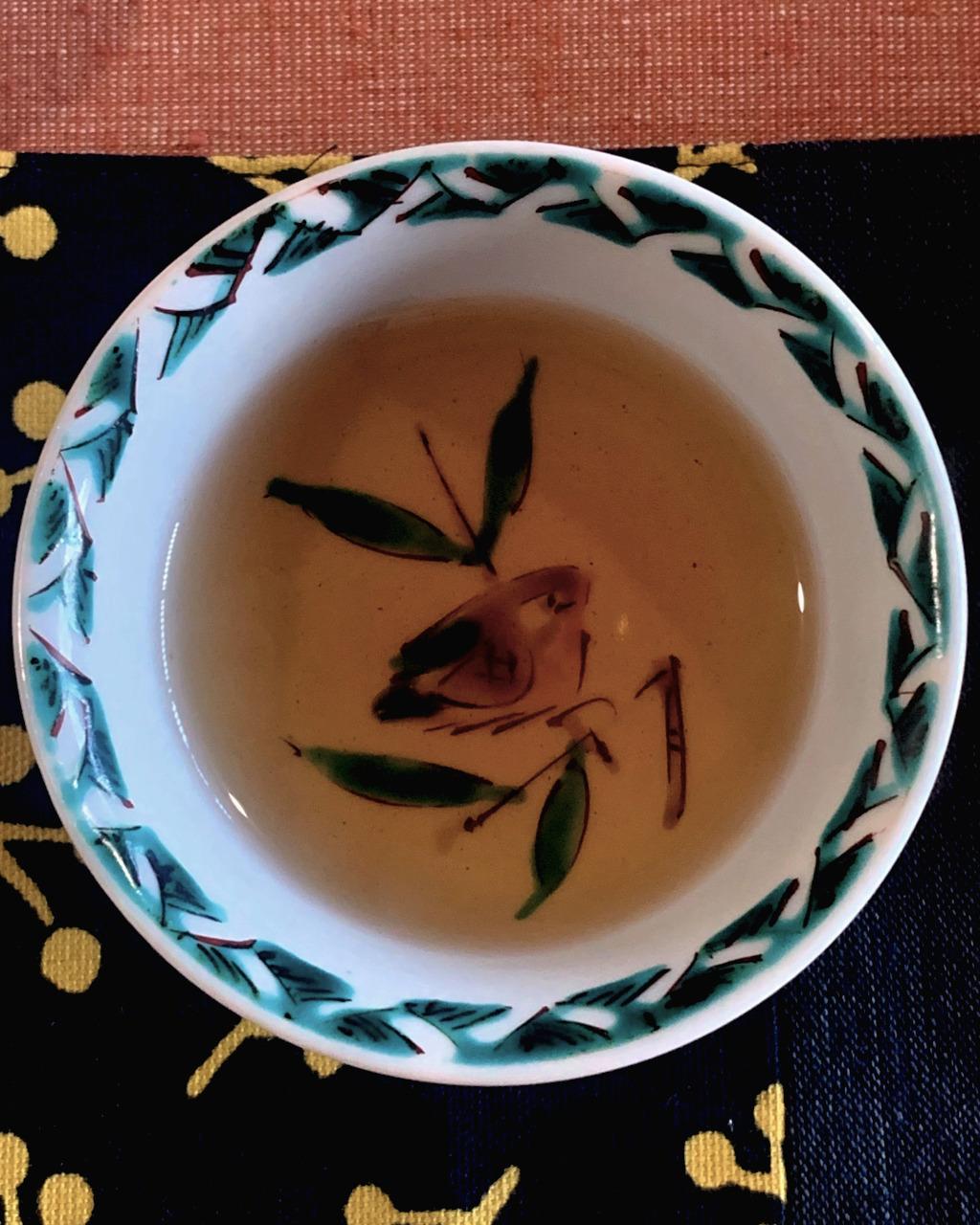 Houjicha Dark Roast Stem Tea
