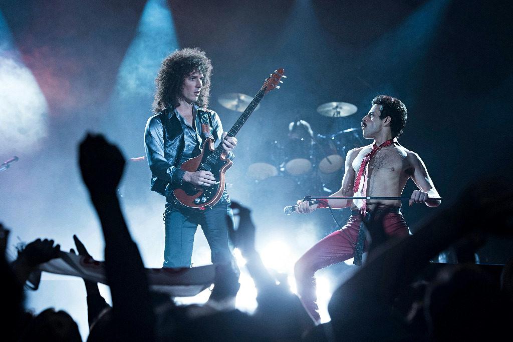 Bohemian Rhapsody Tatemachi Rooftop Film Fest showing