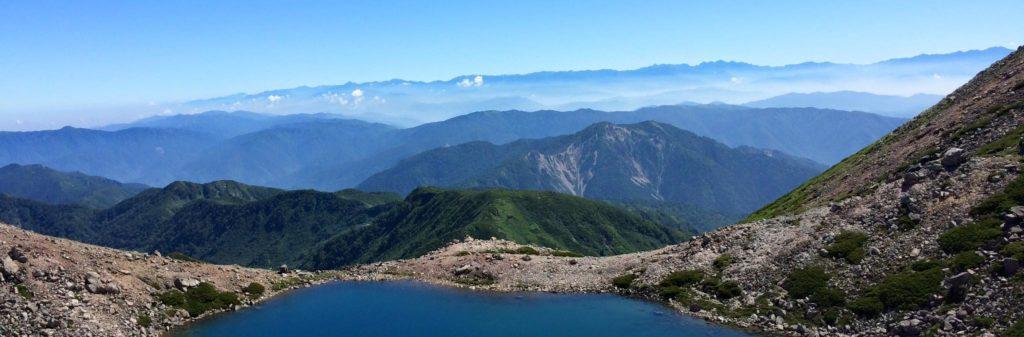 mt.haku, Ishikawa, japan alps