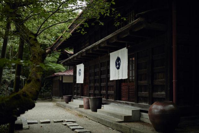Folk village in Toyama