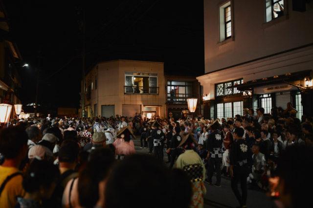 Owara Kaze no Bon, Toyama, Japanese festival