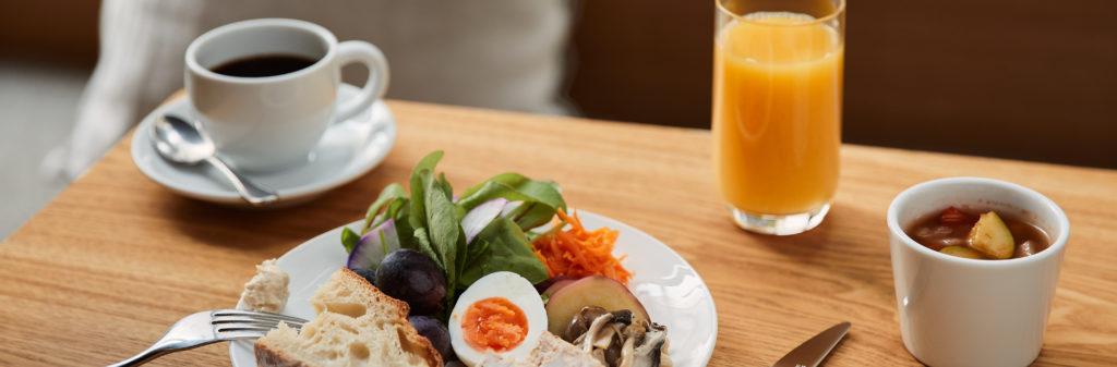 Kaname Breakfast, Kaname Inn