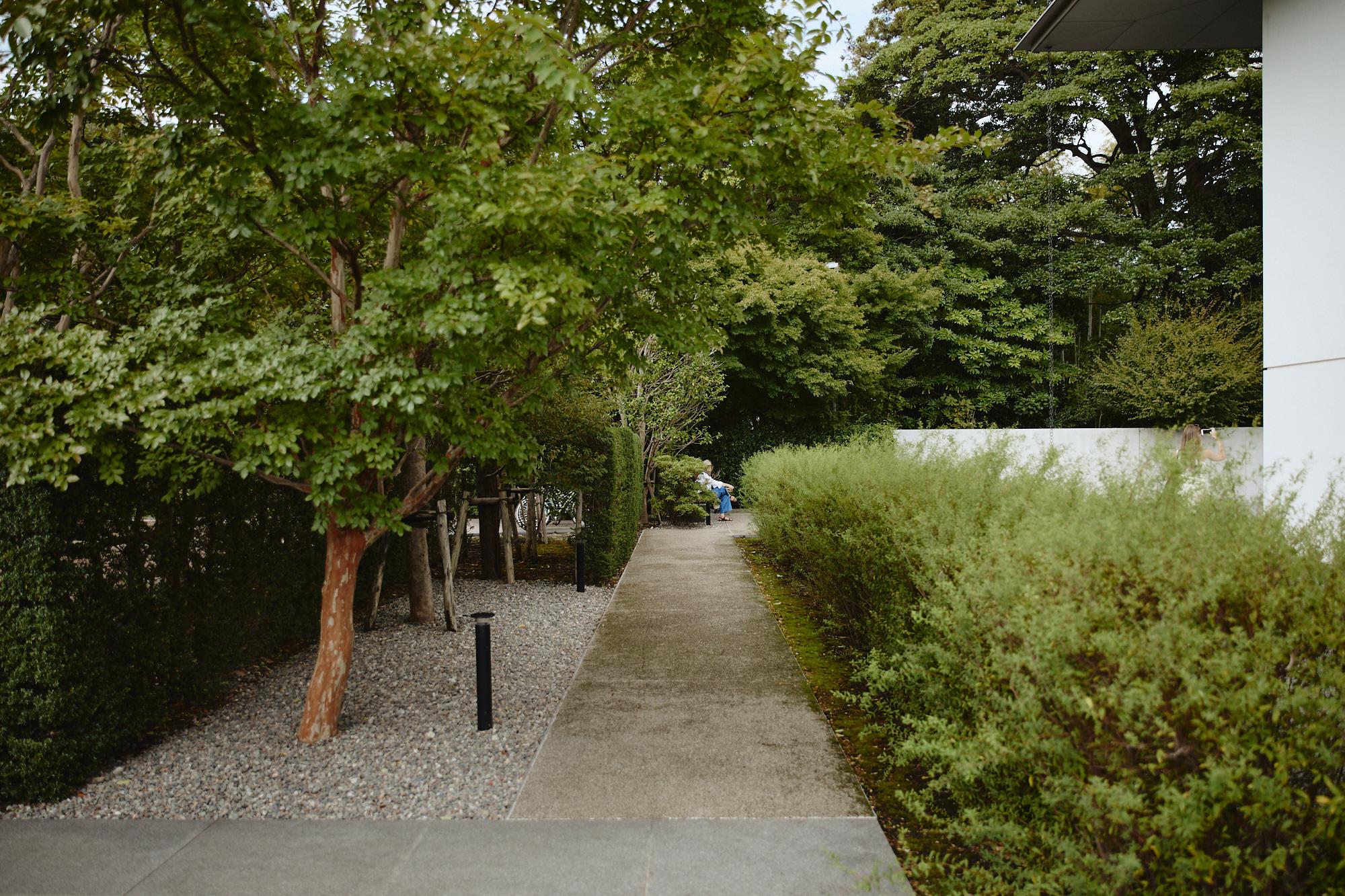 DT Suzuki museum, Walking around Kanazawa