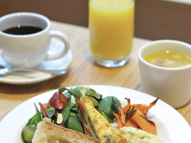 Kaname Inn Tatemachi breakfast for spring and summer 2020